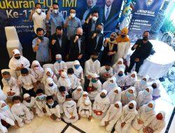 Ketua Umum IMI Rayakan HUT ke-115 Dengan Menyantuni Anak Yatim