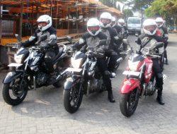 Inazuma 250cc Adventure Jejajah Dua Pulau