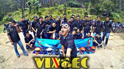 Kilas 4 Tahun, VIXBEC Solidkan Kekompakan Anggota