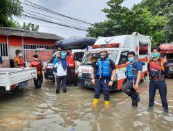 SCRC Peduli  Dampak Banjir Bekasi