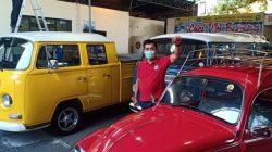 """Bali Volkswagen Division Hajatan """"Cuci VW Bersama"""""""