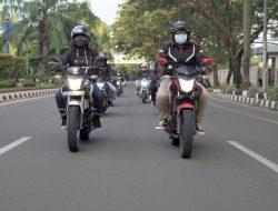 Gabungan Penggemar Honda CB 150 Street Fire Gelar 'Kopdar Laki'