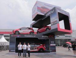 Lebih Dari 3.000 Mobil Ramaikan Honda Fastival 2