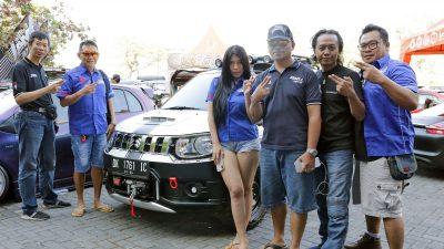 Rayakan HUT ke-2, Iginty Bali Solidkan Anggota