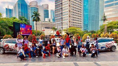 TYCI dan Spider-Verse Indonesia Kopdar Bareng